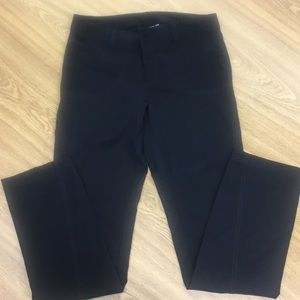 Athleta Black Hiking Pants with Stretch